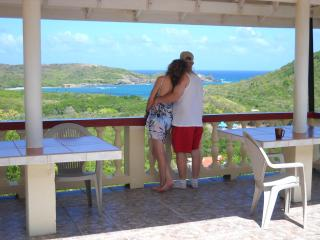 Caribbean Vacation With Stunning Ocean View, Gros Islet