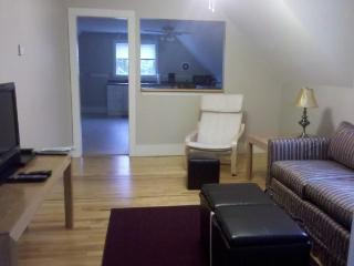 Unit Two - living room