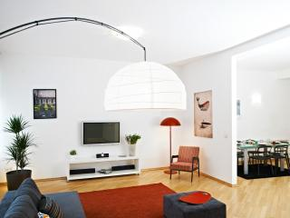 Deluxe Two Bedroom Apartment in the City Center, Zagreb