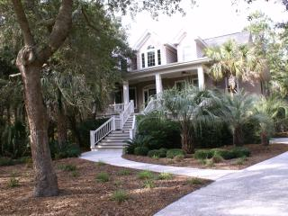 Beautiful 4 bed/4 bath Private Home w/heated pool, Kiawah Island