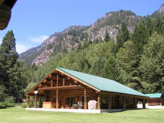 Rock Mountain Lodge, Leavenworth