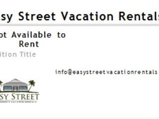Not available for rental, Destin