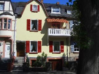 Vacation Apartment in Bernkastel-Kues - 753 sqft, great furnishing, new yard (# 2239)
