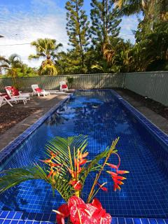 Your own beautiful, private pool