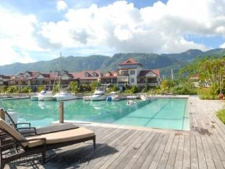 Seychelles Eden Island waterfront 2 bed apartments