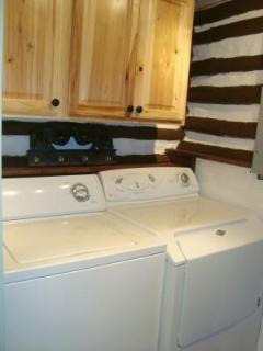Full Size Washer & Dryer for your use