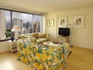 Affordable Spacious Waikiki 1br suite, Honolulu
