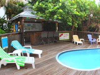 Reel Paradise - Pr Pool, Tiki Bar, Pet Friendly - North Captiva Island vacation rentals