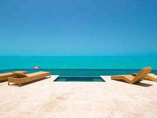 The ultimate in luxury, this villa is located in Turtle Tail with spectacular ocean views. IE BAL, Providenciales