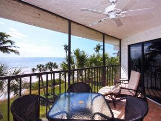 Direct Gulf Front Completely Remodeled - E36, Sanibel Island