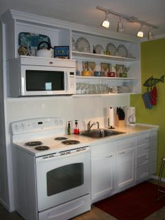Nice and Bright New Kitchen!
