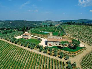Rustic Countryside Farmhouse Between Florence and, Castellina In Chianti