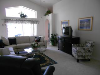 Living Room now includes 42' LCD flat screen