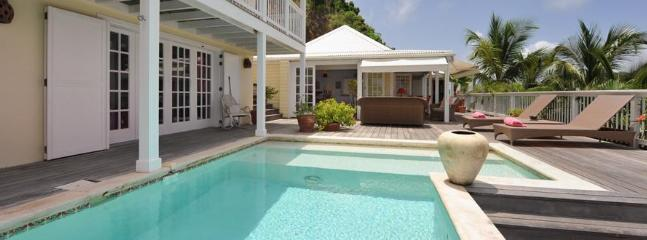 Vagabond at Petite Saline, St. Barth - Ocean Views, Private, Large Pool - Petites Salines vacation rentals