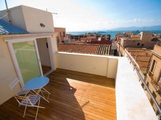 Luxury Penthouse with View on the Sea, Cagliari