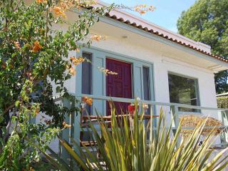 Spanish Modern in Silverlake, View & Artist Studio, Los Angeles
