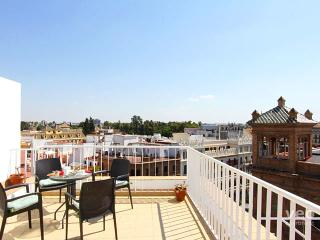 Constitucion | 2-bedrooms, 2 terraces, parking - Seville vacation rentals