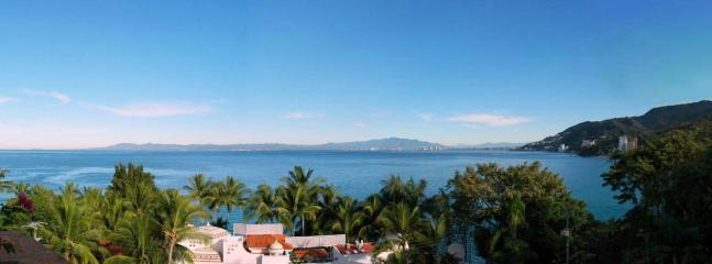 Panorama from the Deck