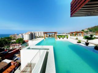 Brand new 1B / 2B unit in the heart of old town, Puerto Vallarta