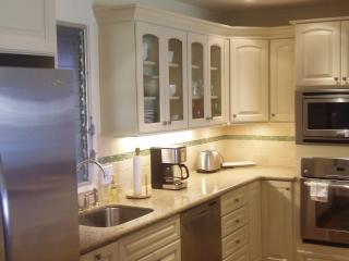 Brand New Kitchen with all new Stainless Steel Appliances