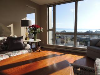 2 BR + Den-Incredible Views, Free Wi-Fi & Parking - Victoria vacation rentals