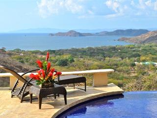 Incredible 5 Bedroom Ocean View Villa, Playa Hermosa