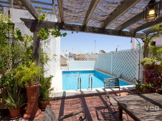 Miguel Terrace | 4 bedroom with terrace and pool - Seville vacation rentals