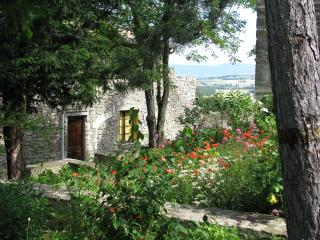 Provencal hilltop village, 2 bedroom home - La Begude-de-Mazenc vacation rentals