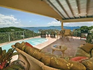 Ginger Thomas Luxury Villa Aug/Sep Special now, Cruz Bay