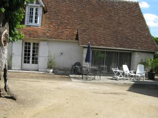 A charming country-house in the Loire-Valley  3***, Indre-et-Loire