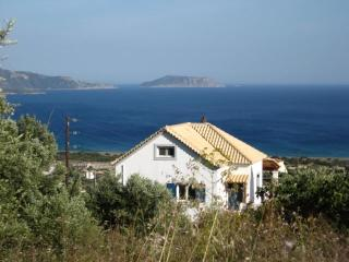 Apartment with spectacular views on Ionean sea!, Finikounda