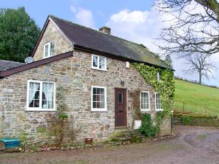 WERN TANGLAS COTTAGE, pet friendly, character holiday cottage, with a garden in Newcastle-On-Clun, Ref 12897, Shropshire