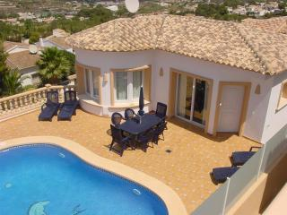 Que Vida - 3 bedrooms, private pool, sea view, a/c, Teulada