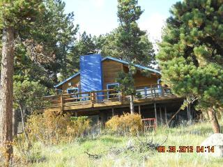 Beautiful Mountain Home Bordering National Forest, Boulder
