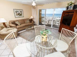 GD 207: Waterfront, 1BR, full kitchen, WiFi, cable TV,pool,FREE BCH SVC, Fort Walton Beach