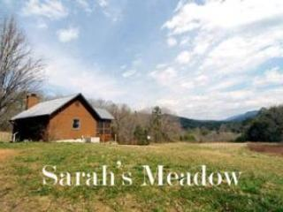 Sarah's Meadow Cabin, Townsend