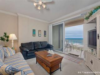 Surf Club III 705, Beach Front, 7th Floor, 3 Bedrooms, 3 Pools - Saint Augustine vacation rentals