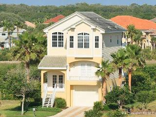 Manatee Beach House, 2 heated pools, 2 spas, gym, cafe, beach - Saint Augustine vacation rentals