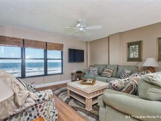 Sand Dollar II 503, 5th Floor, Top Floor, BeachFront, 3 bedrooms - Saint Augustine vacation rentals