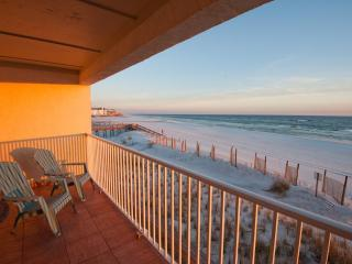 Ocean Front Condo Amazing view of Gulf of Mexico, Seagrove Beach