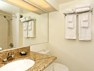 Marine Surf #1204 - Heart of Waikiki studio with kitchenette, AC, FREE WiFi, & parking! Sleeps 2 - Waikiki vacation rentals