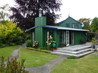 TroutBeck fishing lodge, Taupo