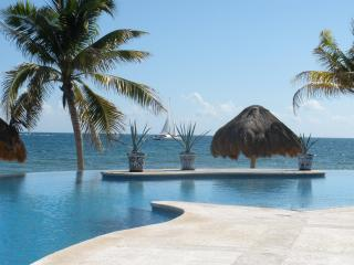 Spectacular Oceanfront Villa on the Mayan Riviera, Puerto Morelos