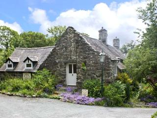 THE OLD MILL, family friendly, character holiday cottage, with pool in Talybont, Ref 13279