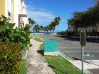 Two bedroom fully equipped beach apartment, Luquillo