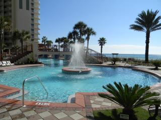 Gulf Front 2 Bedroom at Shores of Panama, Panama City Beach