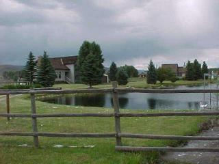 Charming guest house with pond, Gunnison Colorado