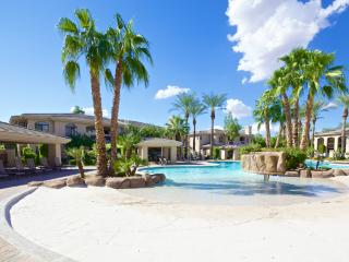 You will enjoy a huge heated resort style pool