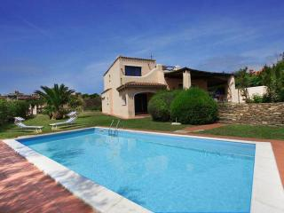 Villa in Sardinia with pool - Tuscany vacation rentals