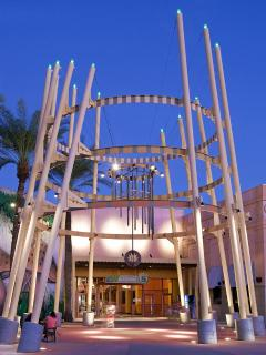 Arizona Mills shopping mall is just a short drive up the Superstition Highway